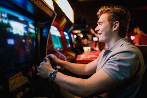 Financing for Vending and Arcade Machines