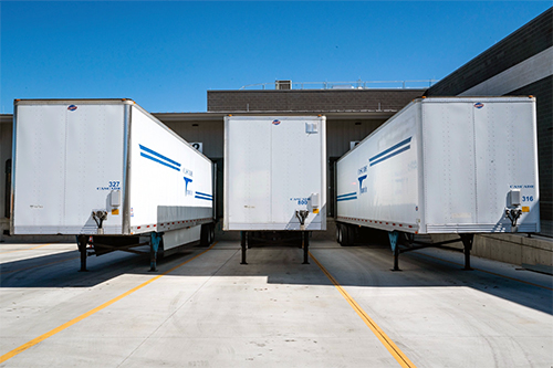 Commercial Truck and Trailer Financing